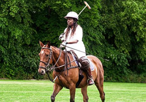 The Black Equestrian