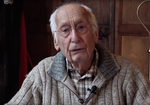 WW2: Kindertransport - Kenneth's Story