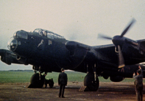 WW2: Lancaster at War