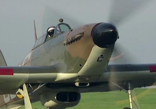 WW2: Spitfire - Birth of a Legend