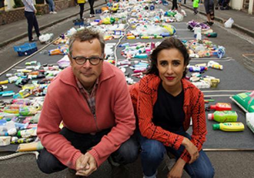 War on Plastic with Hugh and Anita