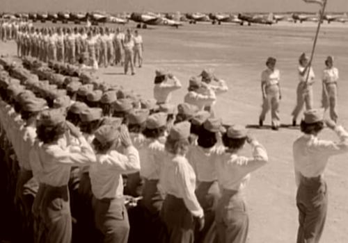 WW2: Women Pilots of WW2